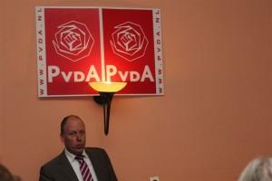 Ruud Braak van het PvdA Netwerk Defensie