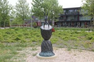 Nog meer Vinex kunst in Bergschenhoek