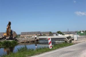 Nieuwe brug Wilgenlaan-Naardermeerstraat