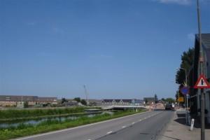 Nieuwe brug Wilgenlaan-Naardermeerstraat is bijna klaar!
