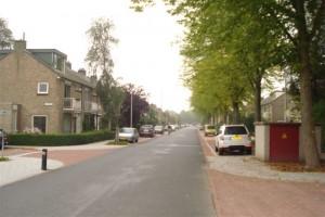 Wilhelminastraat Berkel centrum in nieuw jasje