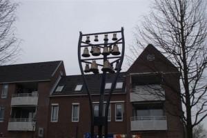 Verplaatst van oude Gemeentehuis naar Kranenburgplein Bleiswijk
