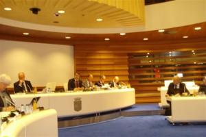 Laatste begrotingsdebat van burgemeester Ewald van Vliet