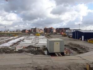 Bouwen aan het nieuwe centrum Westpolder