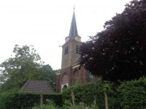 Oude Dorpskerk Berkel in een sterk veranderende omgeving