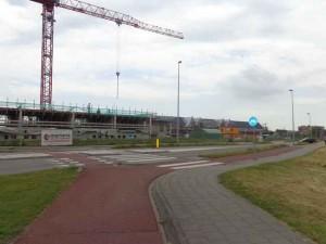 Nieuwbouw terrein De Haas Berkelseweg Bergschenhoek