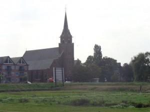 RK kerk op Noordeindseweg