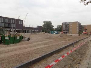 Nieuwe rondweg  Kerksingel - Van Koetsveldstraat Berkel