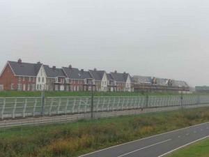 Parkzoom 4 in Bergschenhoek nadert haar voltooiing