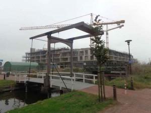 Nieuwbouw station Westpolder Berkel