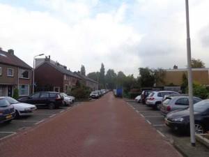 Parkeeroverlast in wijk Rodenrijs-West