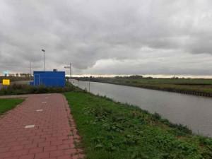Aanleg Groenzoom op Oudeland