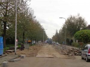 Sterrenweg Berkel Noord op de schop