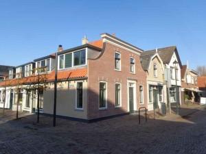 Renovatie in Dorpsstraat Bleiswijk