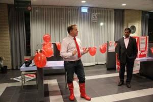 Waarom is de PvdA ook in Delfland van groot belang? Lijsttrekker Leon vertelt er over
