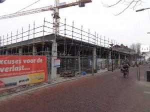Nieuwe centrum Bergschenhoek