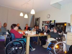 Bezoek wethouder Simon Fortuyn & PvdA fractie aan Middin Berkel
