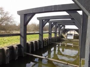 Sluis bij Rottemeren Bleiswijk