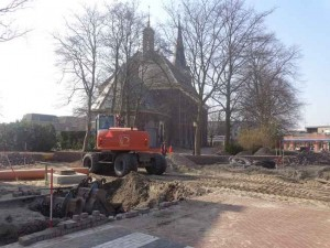 Nieuwe Kruising Wilhelminastraat-Koetsveldstraat