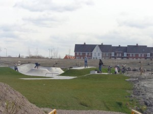 Skatebaan AMG Schmidtpark