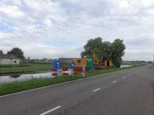 Delfland versterkt kades aan Noordeindseweg