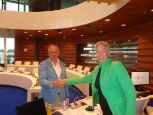 Rotterdam & Lansingerland: Ankie van Tatenhove & Leo Bruijn