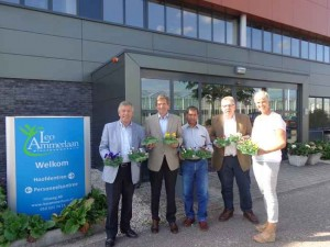 Kennismakingsgesprek VNO-NCW Oostland en PvdA Lansingerland