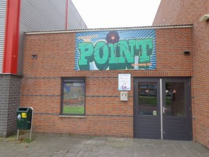 The Point in Bergschenhoek: home van het Jongerenwerk in Lansingerland