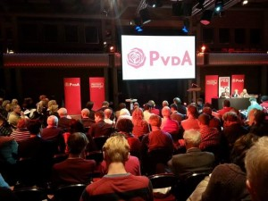 Vergadering Politieke Ledenraad PvdA