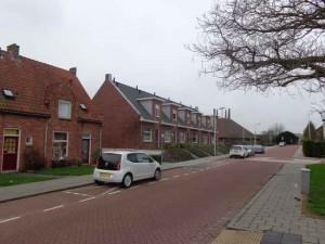 Starterswoningen in de Julianastraat Berkel centrum