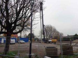 Bouw De Vluchtheuvel in Bleiswijkcentrum is gestart