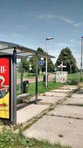 De verloren ZoRo-bushalte bij de Bonfut in de Rodenrijsezoom moet terug!