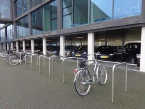 Trouwe fiets van een raadslid
