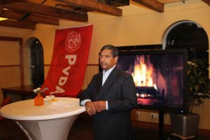 PvdA Lansingerland voorzitter Naushad Boedhoe
