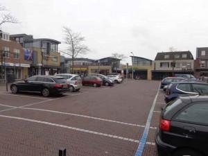 Parkeerterrein Herenstraat autovrij?