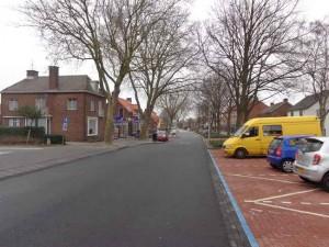 Wilhelminastraat Berkel centrum
