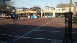 Parkeerterrein Herenstraat Berkel centrum (20 plekken)