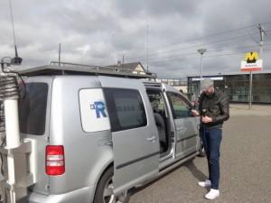 In gesprek met RTV Rijnmond over de weekend nacht Metro E