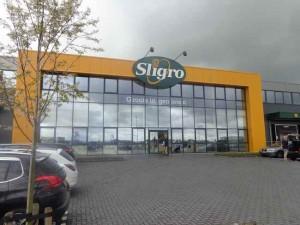 Sligro op Oudeland