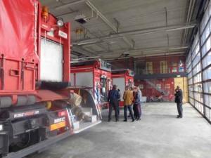 Brandweergarage Berkel