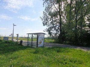 Geen plaats bij de Bonfut voor een volwaardige bushalte vindt de ChristenUnie