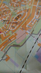 Voormalige ZoRo-bushalte Bonfut staat in Rotterdam en niet in Lansingerland