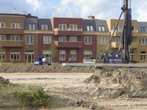 Verhoef bouwt letterlijk aan de toekomst van Lansingerland!