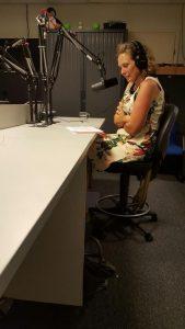 Petra bij RTV Lansingerland