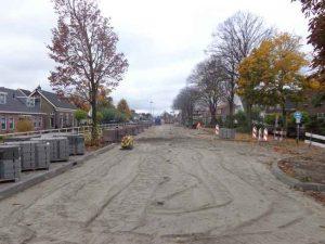 Bleiswijk Hoekeindseweg op de schop