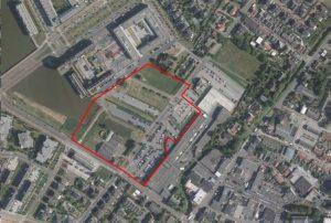 Uitbreiding winkelcentrum Berkel nabij Westersingel
